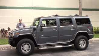 Guy Has AMAZING Explanation Of Why The Hummer H2 Is The Most Embarrassing Vehicle You Can Ever Drive