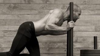 Jason Statham Going Absolute Beast Mode Sharing His Insane Workout Regimen Is #FitnessGoals