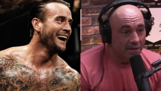 Joe Rogan Has Some Strong Words For CM Punk, Calls Him 'Delusional' For Pursuing Another UFC Fight