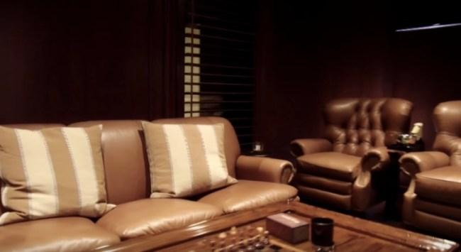 John Cena's Gentleman's Room