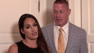 John Cena Shows Off The 'Gentleman's Room' In His Mansion, Not His 'Man Cave'