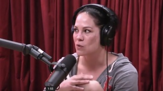 UFC Star Told Joe Rogan About The Time She Pooped Her Pants Before Meeting Vladimir Putin