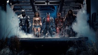 Superheroes Everywhere (Except One) In Thrilling First Full Trailer For 'Justice League'