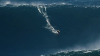 This GIANT Has Been Certified As The 'Largest Wave Surfed' By Guinness World Records