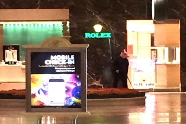 Las Vegas Robbery Bellagio
