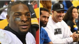 Le'Veon Bell Roasts LaVar Ball On Twitter After He Claims He Could Beat Michael Jordan In His Prime