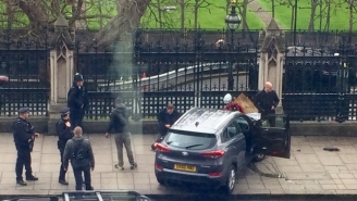 U.K. Parliament Terrorist Identified As Khalid Masood – ISIS Claims He Was Their 'Soldier'