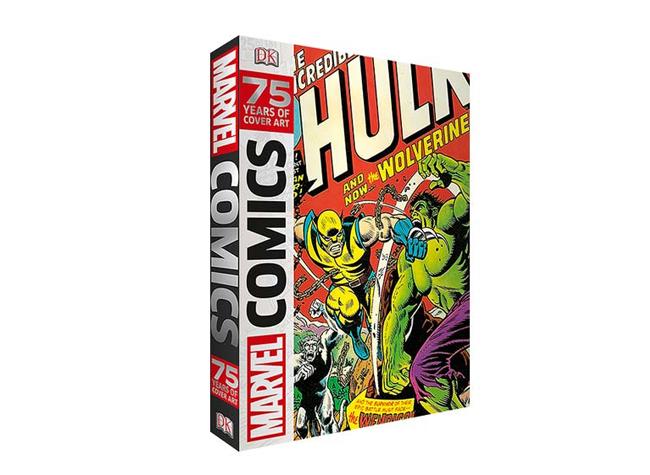 Marvel Comics 75 Years Art Book