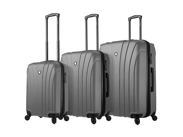Mia Toro M1215 3-Piece Luggage