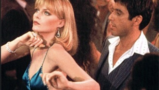 Michelle Pfeiffer Says She Was 'Terrified' Filming 'Scarface' And Would Cry Herself To Sleep