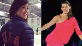 Kristi Yamaguchi Wishes Nancy Kerrigan Luck On 'DWTS' In The Most Ruthless Way Possible