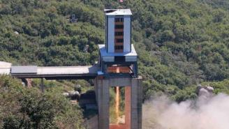 North Korea Says It Will Launch Nukes 'If A Single Bullet Is Fired,' Tested New Rocket Engine