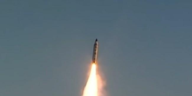 North Korea Launches Ballistic Missiles