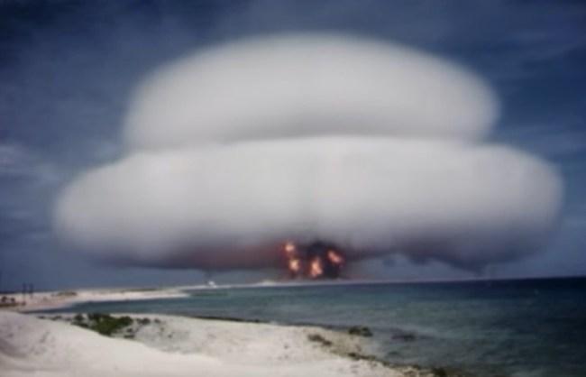 nuclear bomb test videos declassified