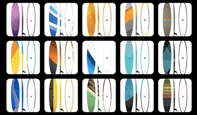 OB Boards Paddleboards