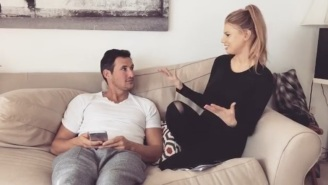 When A Relationship Becomes Instagram Official, Feat. Charlotte McKinney…