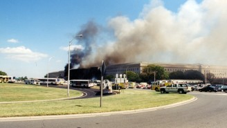 FBI Releases Never-Before-Seen Photos Showing Devastation At The Pentagon From 9/11 Attack