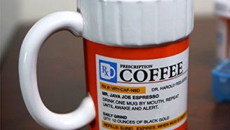 This Prescription Coffee Mug Is Just What The Doctor Order