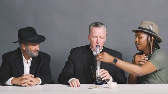A Priest, Rabbi, And Atheist Smoke Weed And This Is What A Perfect World Looks Like