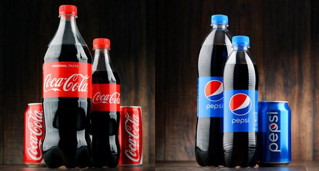 reason why coke pepsi taste different