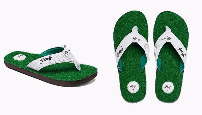 Reef Mulligan II Sandals Golf Flip Flops