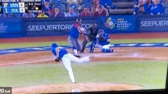Rougned Odor Tries To Pull Off Jose Bautista's Bat Flip And Fails Miserably, Looks Foolish