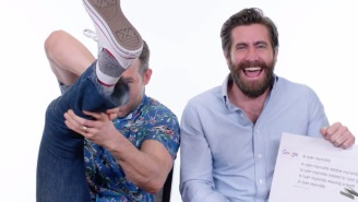 Ryan Reynolds And Jake Gyllenhaal Answering The Web's Questions About Them Is SO Goddamn Funny
