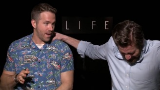 A Ryan Reynolds, Jake Gyllenhaal Interview Went Off The Rails, Got NSFW And It Was Awesome