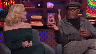 Samuel L. Jackson And Allison Williams Debating About Sex Scene Boners Is Quality Entertainment