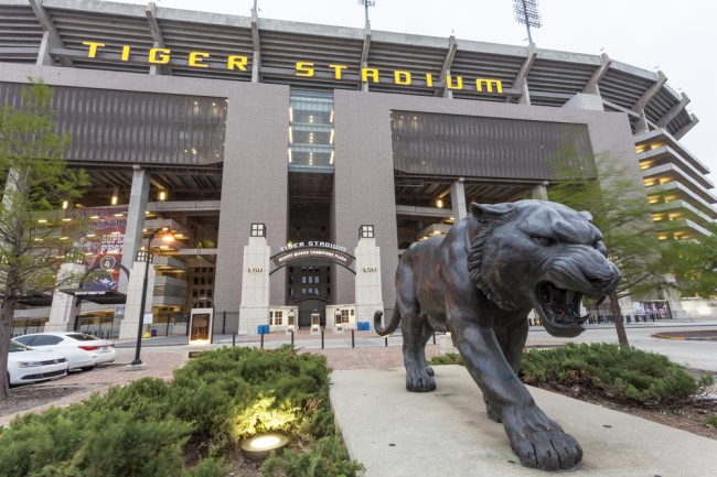 LSU Football Tiger Stadium