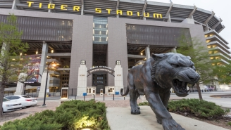 LSU's Stadium Could Be Getting The Sickest Feature In College Football By Next Fall
