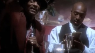 Snoop Dogg Will Induct Tupac Into Rock And Roll Hall Of Fame And Dr. Dre Might Join Him