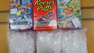 U.S. Soldiers Busted Smuggling $12 Million Worth Of Meth In Cereal Boxes Into South Korea