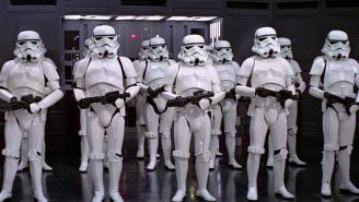 Princeton University Bans Stormtrooper Costumes From 'Star Wars'-Themed Reunion Because NAZIS