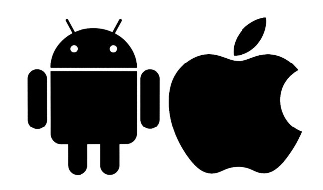 study android vs apple phone performance