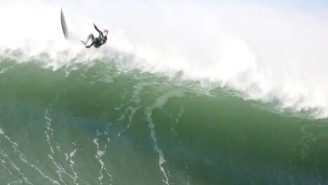 This World's Surf League 'Wipeout Of The Year' Video Will Make Sure To Keep You In The Shallow End