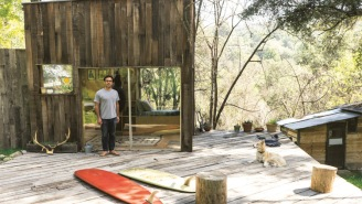 'Surf Shacks' Will Inspire You To Live Like A Surfer