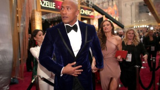 The Rock Says He Was Very Close To Laying The Smack Down On A Producer During The Oscars