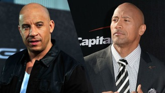 The Rock And Vin Diesel Reportedly Still Hate Each Other And Have To Be Kept Apart