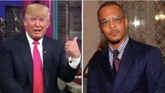 'Tangerine Tanned Muskrat Scrotum Skin'–T.I. Delivers An All-Time Rant Against Trump In Defense Of Snoop