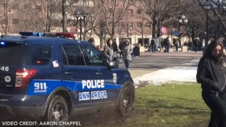 U. Of Michigan Police Chase Student, Put Everyone In Danger, Totally Campus