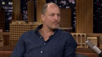 Woody Harrelson Talks About Getting Arrested In London
