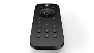 XBox One Media Remote Is Perfect For Those Moments When You Just Don't Want To Touch The Controller