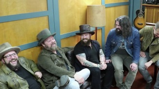 Zac Brown Band Talk About The Time They Got Wasted And Shaved Their Heads Into Mohawks