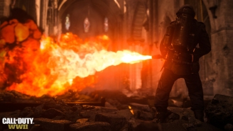 The Reveal Trailer For 'Call Of Duty: World War II' Is Here And — HELL YEAH! — There's A Nazi Zombie Mode!!!!