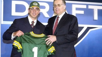These Old Scouting Reports Of Aaron Rodgers Prove That NFL Scouts Are Just Wingin' It