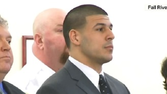 Newly Released Prison Records Reveal Aaron Hernandez Threatened To Shoot And Kill A Prison Guard And His Family