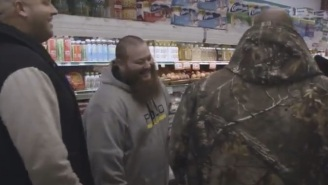 Action Bronson Got Really Stoned And Went Grocery Shopping