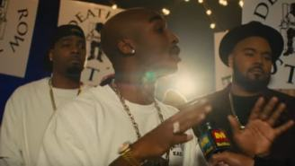 Enter The World Of Tupac Shakur In Newest 'All Eyez On Me' Trailer