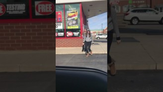 Dad Plays Ruthless Prank On Clueless Daughters Sending Them To Buy Blinker Fluid